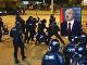 Polícia v Bielorusku mlátila