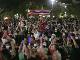 Obyvatelia Thajska protestovali