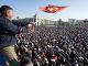 Protesty v Kirgizsku nabrali