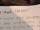 Matúšov list vyzerá akoby