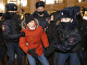 Polícia zatkla niekoľko prívržencov