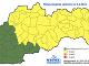Na väčšine územia Slovenska