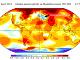 Globálne teplotné odchýlky od