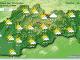 Predpoveď počasia na stredu