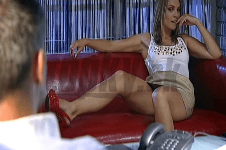 Mamičky nohy porno