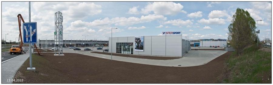 03be525ee V Leviciach otvorili City Park, ďalšie obchodné centrá pribudnú o ...