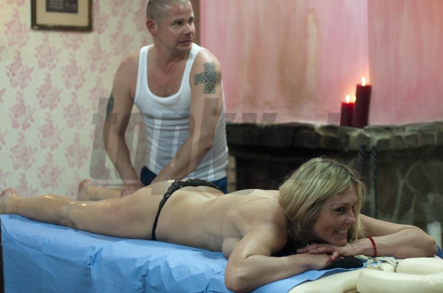 Masáž po sexe