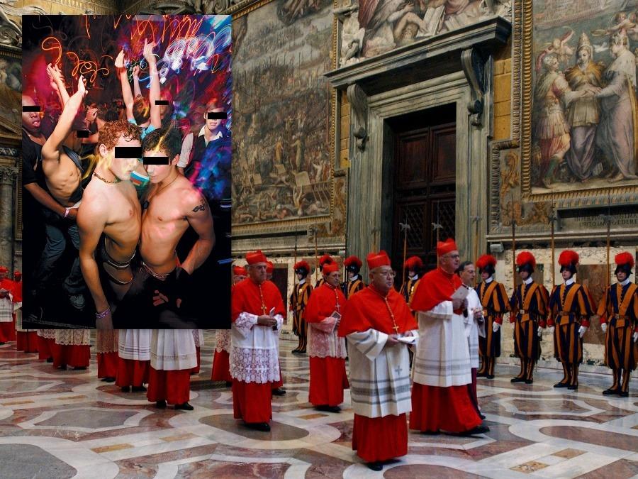 Masívne gay orgie