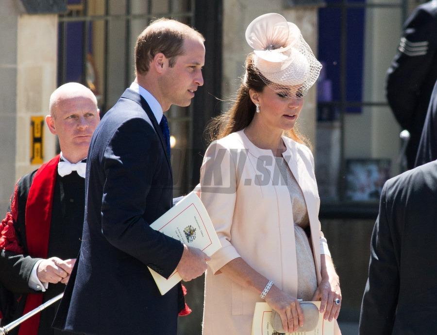834b57543e Britské impérium povedie kráľ  Vojvodkyňa Kate o pol piatej porodila ...