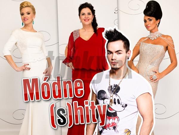 6bb7efe9d35d Módne (s)hity z Plesu v opere  Malachovská ako Droběna