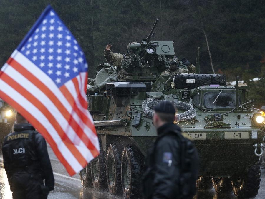 08123b25d Americký vojenský konvoj by mal cez Slovensko prejsť v septembri ...