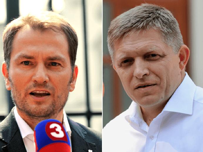 Prokurátori sa naďalej zaoberajú trestným oznámením Fica na Matoviča | Topky.sk
