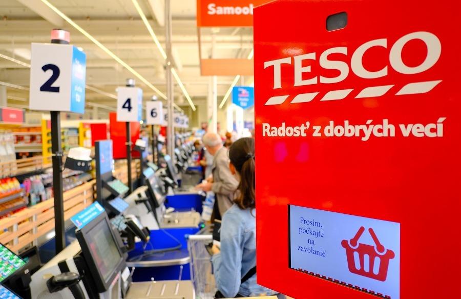 853582736d41 Tesco zavádza revolučnú novinku v nakupovaní  Koniec otravného ...