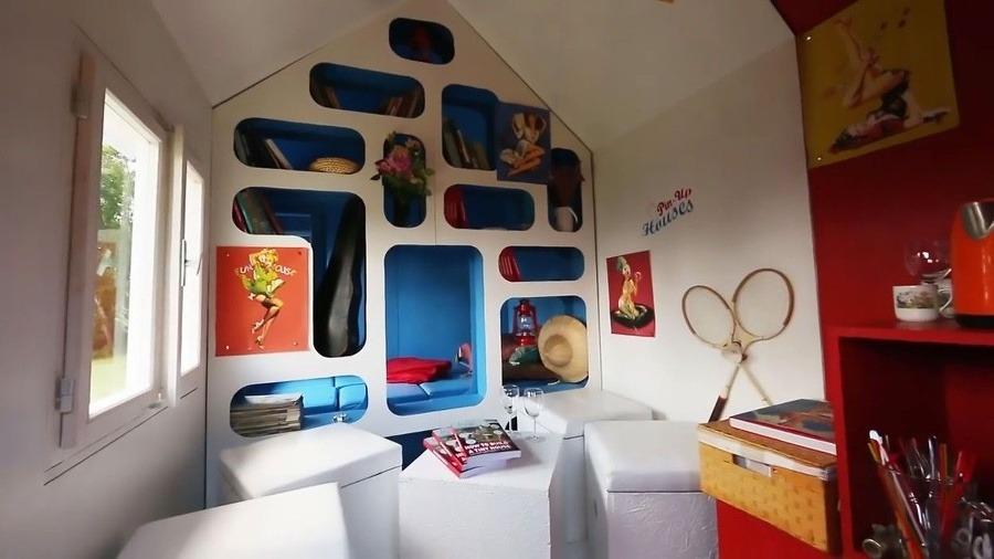 Čech postavil najlacnejší dom na svete na FOTO  Za tisíc eur môže ... b2a04478327