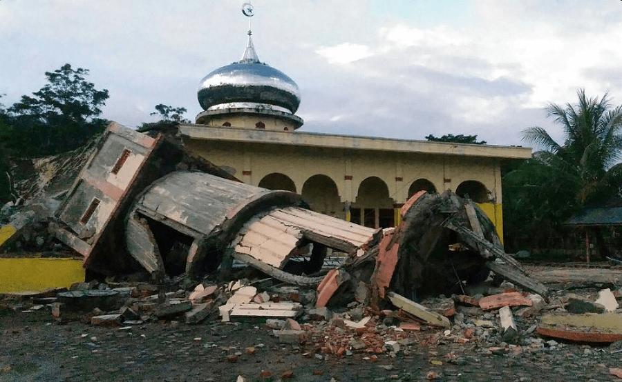 MIMORIADNA SPRÁVA Ďalšie silné zemetrasenie  Hrôzostrašné zábery ... 497557e9501