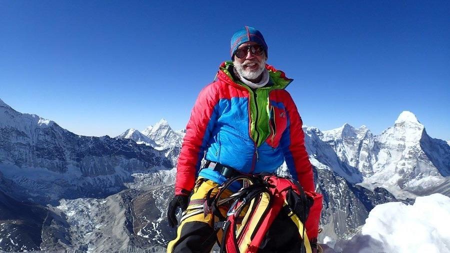 MIMORIADNA SPRÁVA Tragédia na Evereste  Slovenský horolezec (†48) prehral  krutý boj o život  4967c1056a5