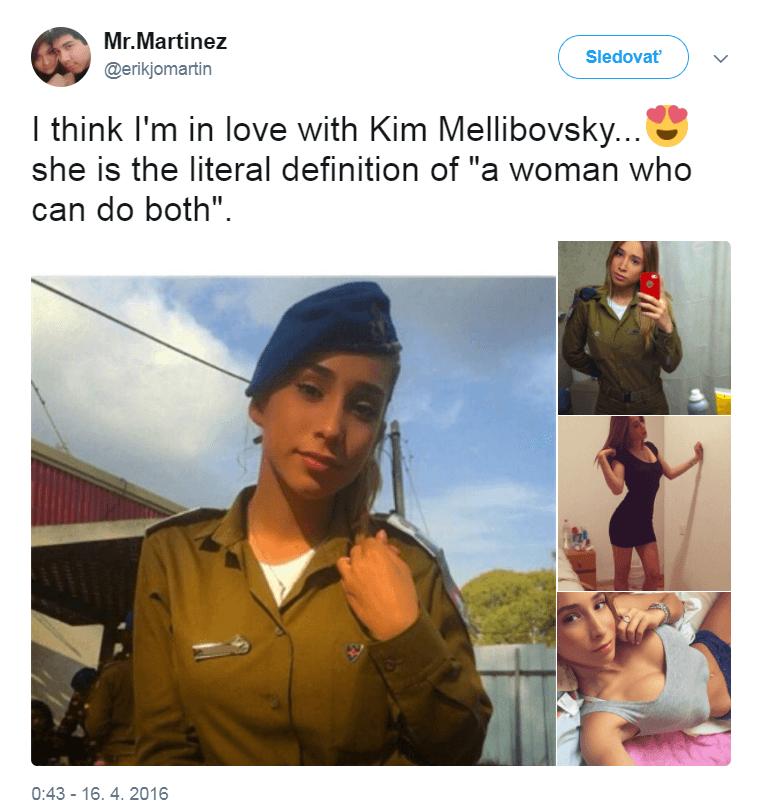 c5eb0c437bdc Izraelská kráska vo vojenskej službe  Svojím výzorom vyráža dych ...