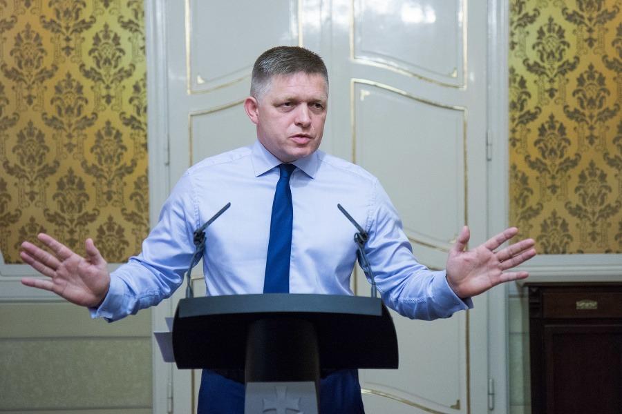 VIDEO Fico reaguje na prerozdeľovanie eurofondov: Na obviňovanie z korupcie je už neskoro | Topky.sk