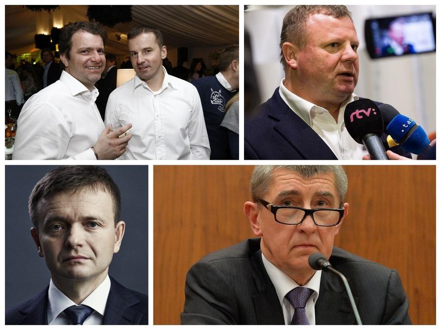 Nový rebríček 30 slovenských TOP boháčov  Títo podnikatelia disponujú  miliardami eur  9cc96bb5f15