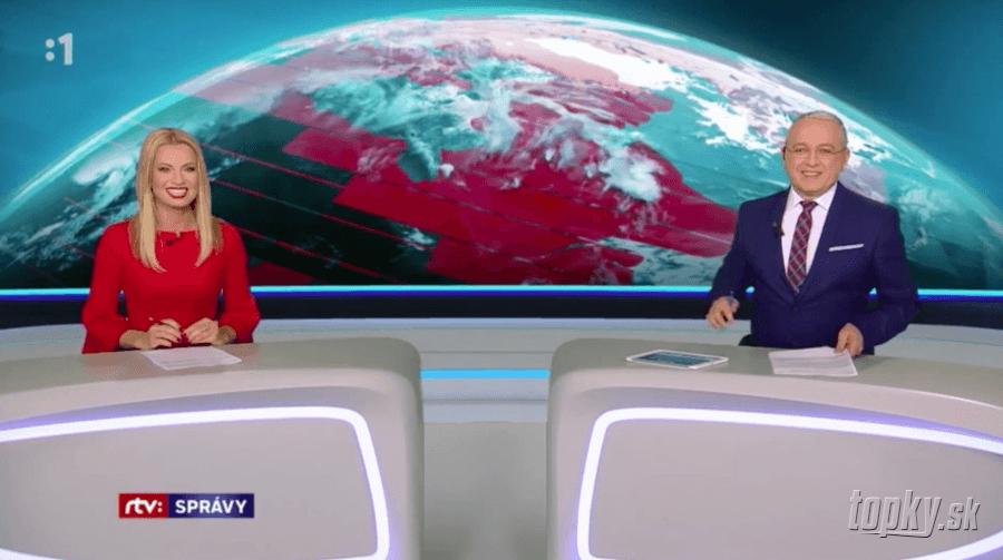 d21fe7b82 Ďurianovej veľká premiéra v Správach RTVS: Pozrite, ako jej to išlo ...