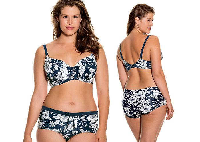 5 tipov na plavky pre ženy s plnšími krivkami – galéria  4fab10677f