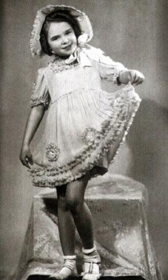 Jiřina Bohdalová vo svojom prvom filme
