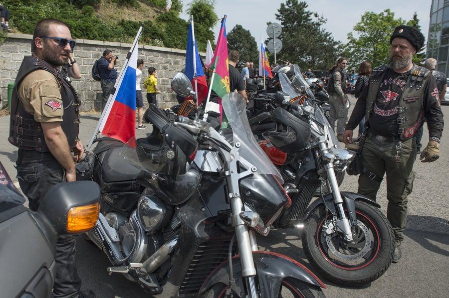 Noční vlci sa vracajú: Polícia bude monitorovať ich pohyb pre zabezpečenie plynulej premávky | Topky.sk