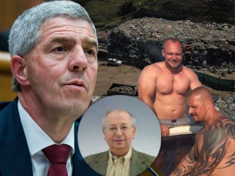 Za megakorupciou je vojna odpadkových bossov: Veľké ryby aj sponzora Mosta odhalil potopený policajt | Topky.sk