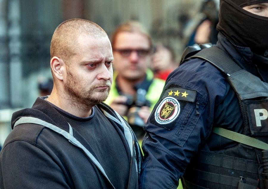 MIMORIADNE Szabó s Marčekom majú na krku ďalšie obvinenie: FOTO Polícia našla vražednú zbraň | Topky.sk