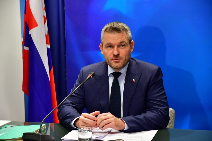 Pellegrini sa už pevne rozhodol: Slovensko pakt OSN nepodporí, Lajčák to vzal na vedomie | Topky.sk
