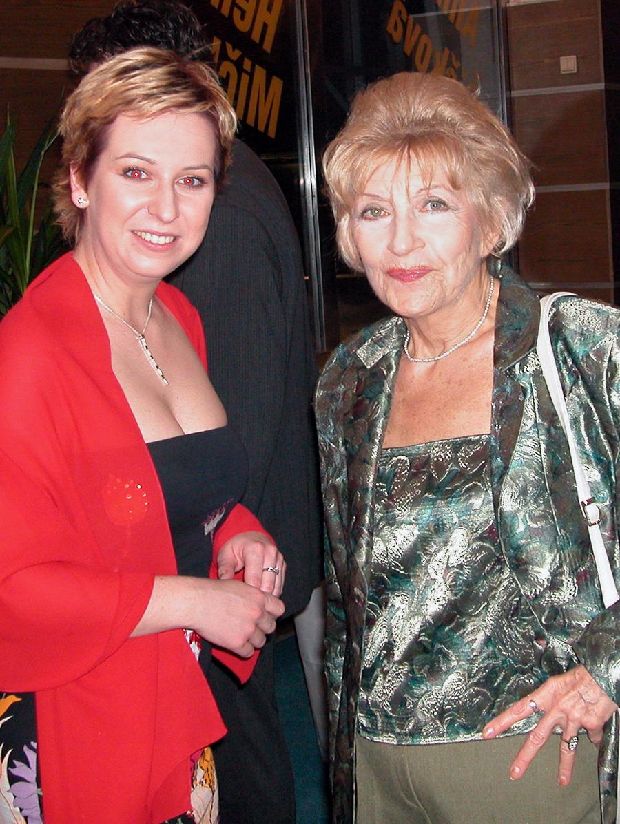 4917c796b9 Pamätáte si ju ešte  Naďa Kotršová bola skvelá herečka – galéria ...