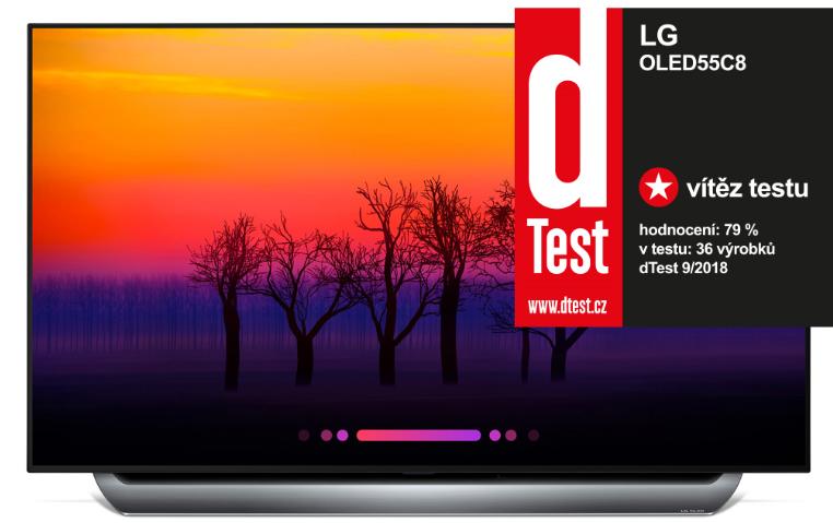 c2cd5303c LG OLED TV s inteligentným procesorom α9: najlepší televízor ...