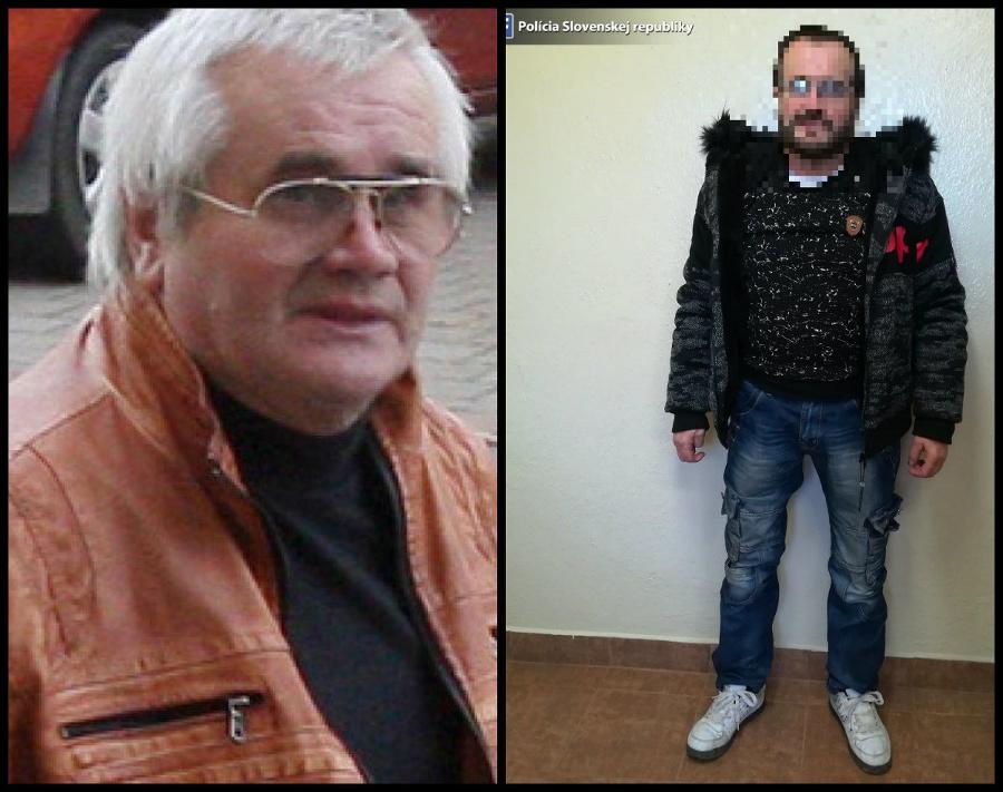Šajgal z kauzy vraždy Kubašiaka ide do väzby! Roky unikal vďaka šokujúcej zmene, FOTO omladol o 30 rokov | Topky.sk