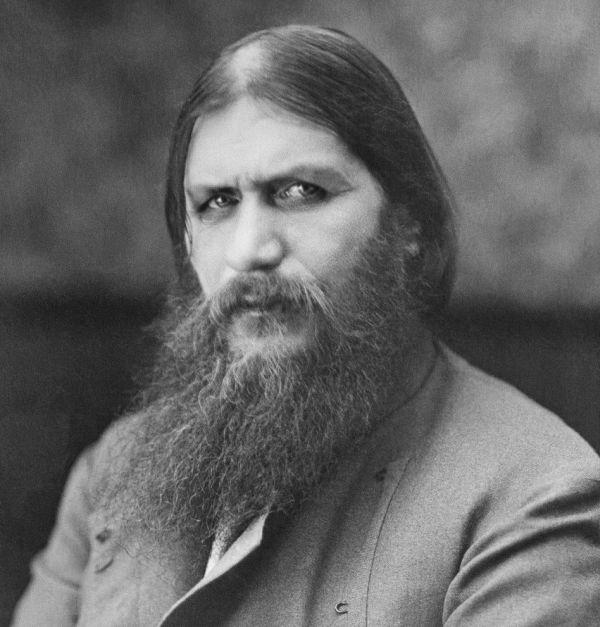 Rasputin orgie anglický sex karikatúra