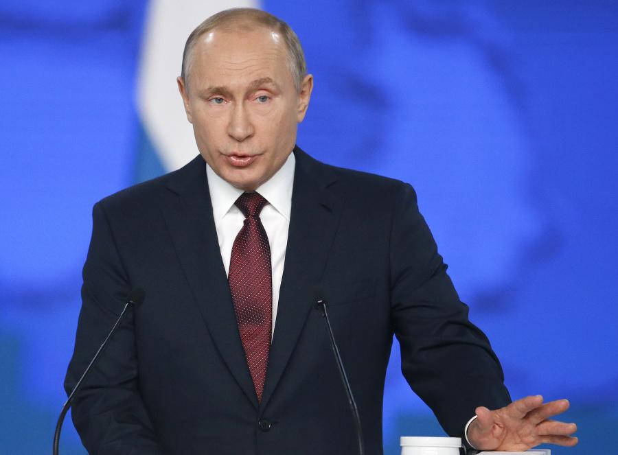 4c6913234caa3 Putin vymenoval nových regionálnych lídrov: Jedným z nich je aj majster  sveta v kickboxe   Topky.sk