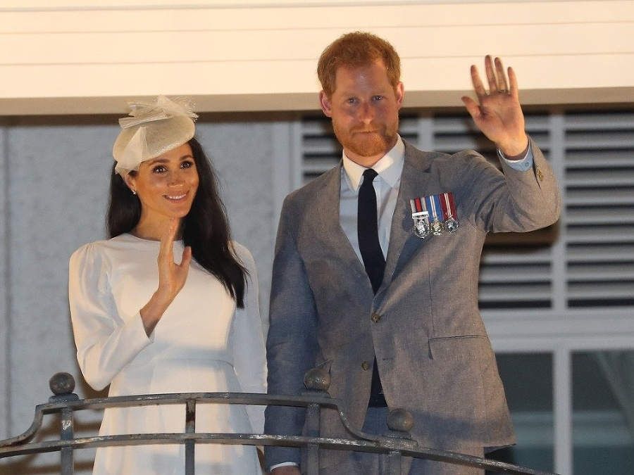 72119e6850 Už je to tu! Meghan a princ Harry sa stali rodičmi  Vojvodkyňa ...