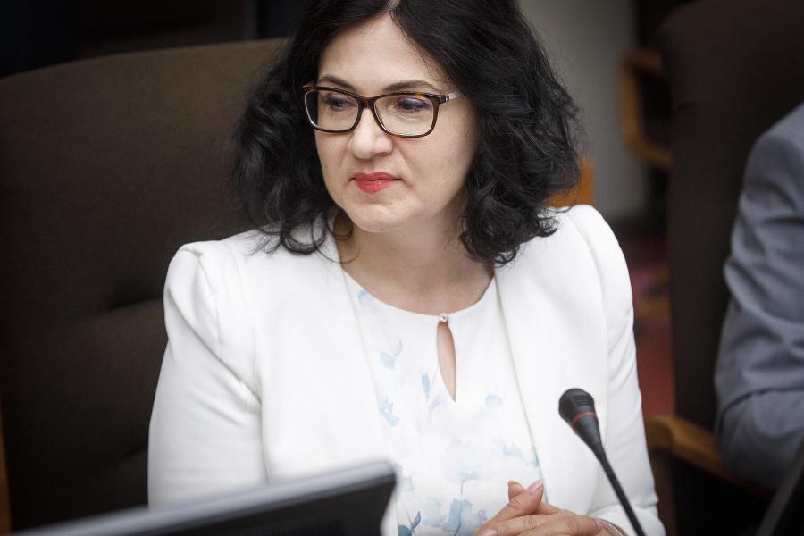 Pčolinská kritizuje Lubyovú: Pani ministerka, neberte deťom šancu na vzdelanie | Topky.sk