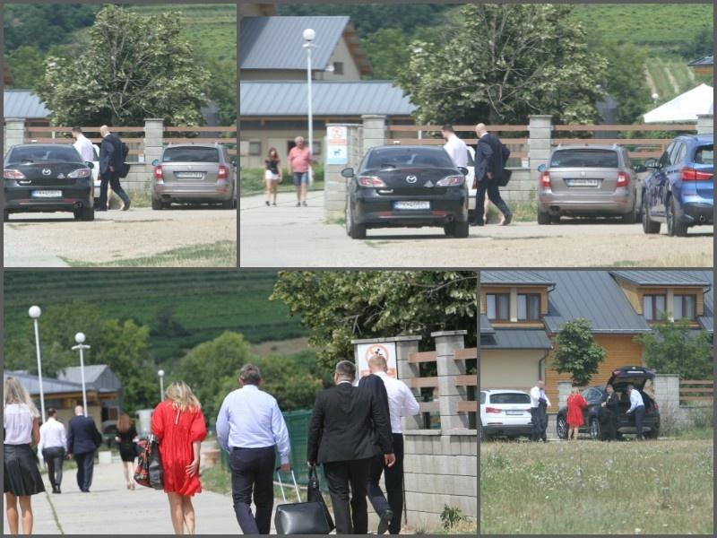 Rusko počas pojednávania v zmenkovej kauze: FOTO Cez prestávku si odskočil na obed k Lexovi | Topky.sk