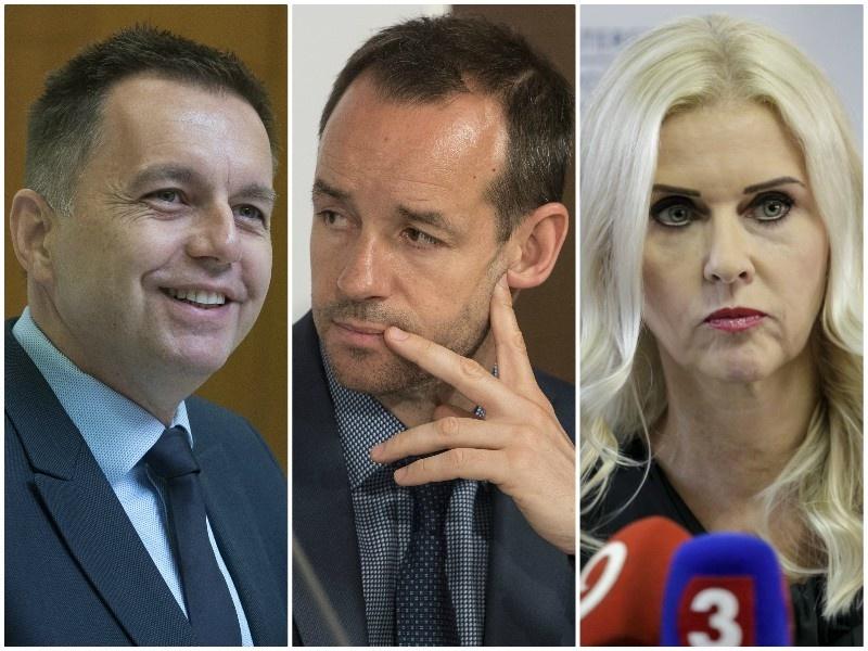 Danko reaguje na podnet Zemanovej: Odchod Kažimíra, Stromčeka a Jankovskej bol v súlade so zákonom | Topky.sk