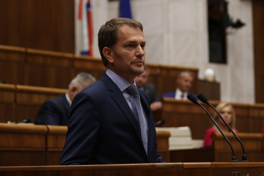 Matovičovi hrozí, že príde o mandát: Výbor začal vyšetrovanie za slová o kupovaní poslancov | Topky.sk
