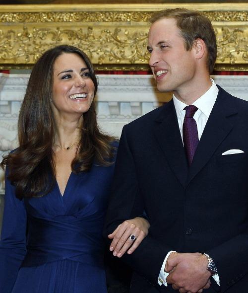 Kate Middleton a princ