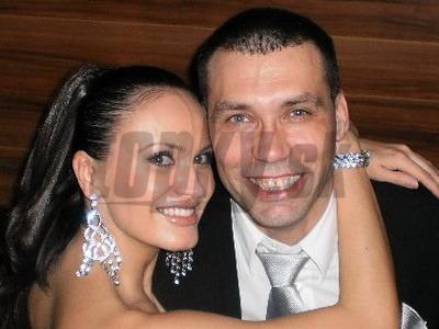 Štefan Maixner so snúbenicou