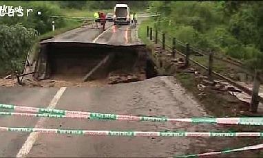Most medzi Častou a