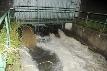 Záplavy v Horných Orešanoch