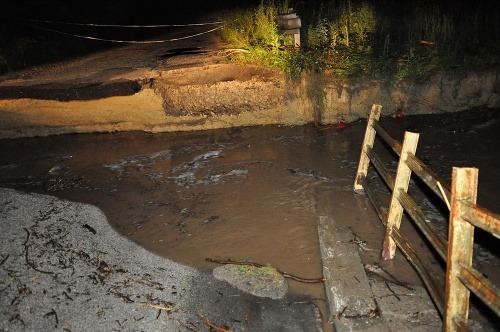 Záplavy v Malých Karpatoch