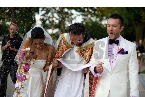 Svadba Jozefa Poláčka a