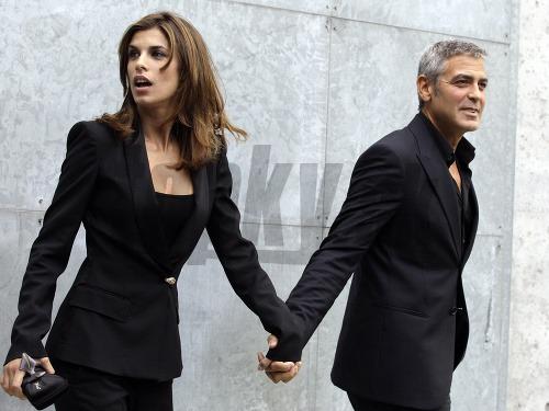 George Clooney s Elisabettou