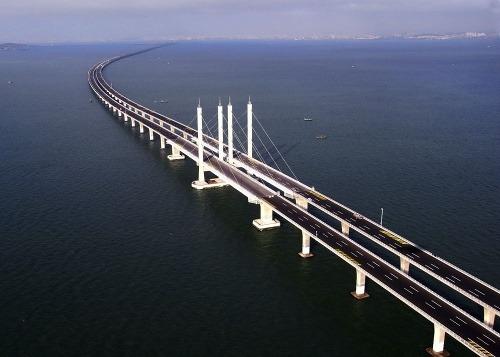 Čínsky most je najdlhším