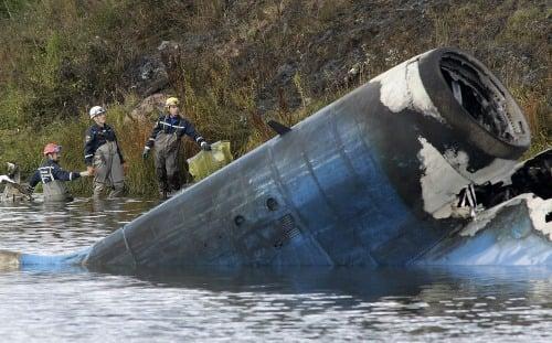 Tragédia ruského lietadla