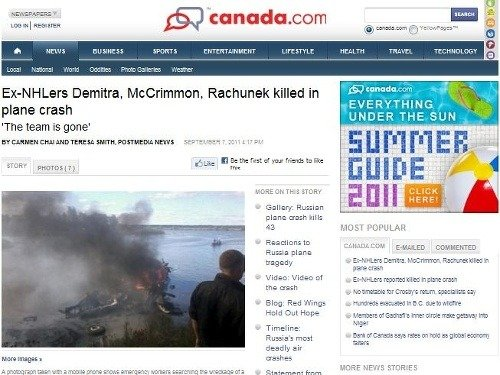 Svetové médiá o tragédii